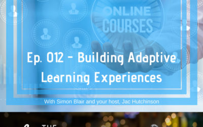 012: Building an Adaptive Learning Experience