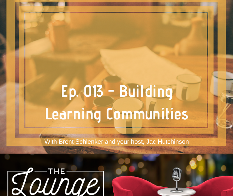 013: Building Learning Communities
