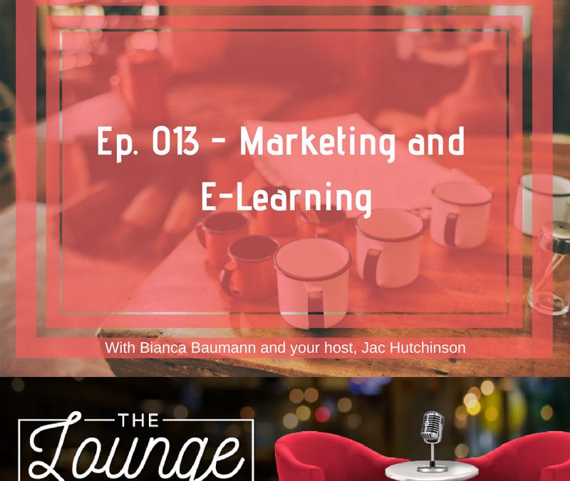 017: Marketing and L&D with Bianca Baumann
