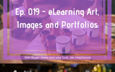 19 – eLearning Art, Images and Portfolios with Bryan Jones